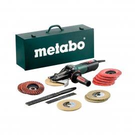 Угловая шлифмашина Metabo WEVF 10-125 Quick Inoх Set (613080500)