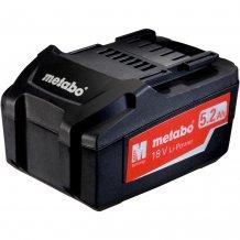 Аккумулятор 18 В, 5.2 Ач, Li-Power Extreme Metabo (625592000)