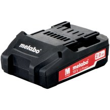 Аккумулятор 18 В, 2 Ач, Li-Power Extreme Metabo (625596000)