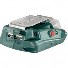 Аккумуляторный адаптер 14.4-18 В Metabo PA LED-USB (600288000)