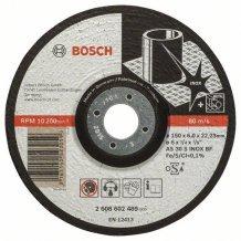 Зачистной круг Bosch Expert for Inox 150x6 мм (2608602489)