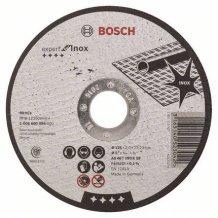 Круг отрезной INOX 125Х2 мм Bosch (2608600094)