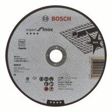 Круг отрезной INOX 180Х1.66 мм Bosch (2608603406)