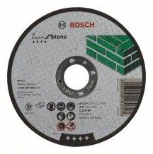 Круг отрезной камень 125Х2.5 мм прямой Bosch (2608600385)