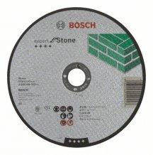 Круг отрезной камень 180Х3 мм прямой Bosch (2608600323)