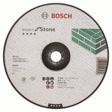 Круг отрезной камень 230Х3 мм вогнутый Bosch (2608600227)