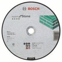 Круг отрезной камень 230Х3 мм прямой Bosch (2608600326)