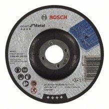 Круг отрезной Металл 125X2.5 мм вогнутый Bosch (2608600221)