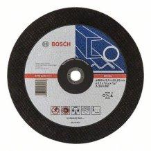 Круг отрезной Металл 300 x 3.5 x 22.23мм прямой Bosch (2608600380)