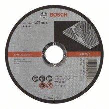 Круг отрезной Standard по нержавейке 125х1.6мм SfI, прямой Bosch (2608603172)