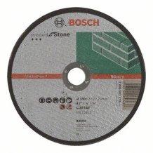 Круг отрезной Standard по камню 180х3мм SfS, прямой Bosch (2608603179)