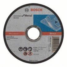 Круг отрезной Standard по Металлу 115х1.6мм SfM, прямой Bosch (2608603163)