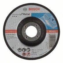 Круг отрезной Standard по Металлу 115х2.5мм, вогнутый Bosch (2608603159)