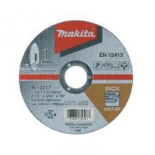 Диск отрезной Makita 115 x 1 x 22,23 (B-12217)