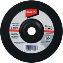 Зачисной диск по алюминию Makita 115 мм (B-14560)