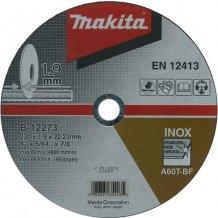 Отрезной диск по нержавейке Makita 230 мм (B-12273)