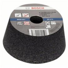 Конусный Чашечный Шлифкруг 110мм K60 Мет Bosch (1608600234)