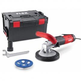 Компактная шлифмашина для санационных работ Flex LD 15-10 125, Kit PKD-Jet, для беспыльной шлифовки