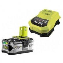 Аккумулятор + зарядное устройство ONE+ 18 В RYOBI RBC18L50 (5133002601)