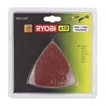 Набор шлифлистов для многофункционального инструмента Ryobi RAK10MT
