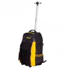 Рюкзак Stanley FatMax на колесах с карманами и держателями (1-79-215)