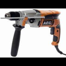 Дрель ударная AEG SB 20-2E SET (4935419832)