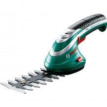 Аккумуляторные ножницы Bosch Isio + насадка-распылитель (060083310G)