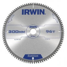 Диск пильный Irwin PRO ALU 300x96Tx30/28.6/20/16 мм (10506838)