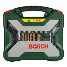 Набор принадлежностей Bosch X-Line 103 Titanium