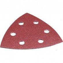Набор шлифовальной бумаги для окрашенных поверхностей Makita 94х94 мм К60/80/100/240/320 (B-21674)