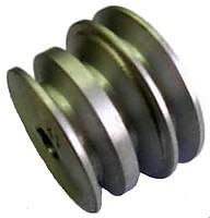 Стальной шкив для двигателя, 19 мм