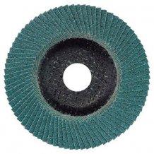 Ламельный шлифовальный круг Metabo 125 мм, P 80, F-ZK, F (624478000)