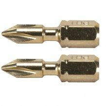 Торсионная бита Makita PH3 25мм (2шт) (B-28341)