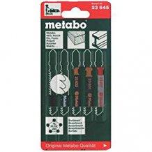 Набор полотен Metabo для лобзика 5шт. (623645000)