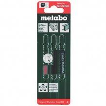 Набор полотен Metabo для лобзика 3шт. (623968000)
