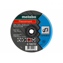 Обдирочный круг Metabo Fleхiamant, сталь, A 24-N, 125х4х22,23 мм (616680000)