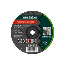 Обдирочный круг Metabo Flexiamant Super, камень C 24-N, 230 x 6 x 22,23 мм (616672000)