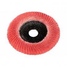 Ламельный пластинчатый шлифовальный вал Metabo, Fleхiamant Super 125х8хM14 P60 (626471000)