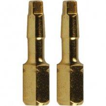 Торсионная бита Makita SQ2 25мм (2шт) (B-28379)