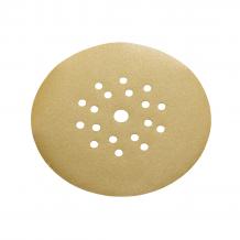 Шлифовальные листы Metabo на липучке для шпаклевки, лаков и краски, 225 мм, Р 150, 25 шт (626646000)