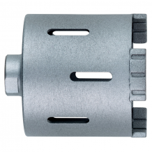 Алмазная коронка Metabo по бетону Professional, 68 мм M 16 (628201000)