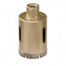 Алмазная сверлильная коронка для плитки Metabo Dry 55 мм, M14 (628312000)