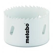 Биметаллическая кольцевая коронка, Metabo 60 мм (625190000)