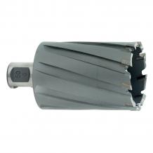 Пустотелое корончатое сверло Metabo HM Weldon 19, 45x55мм c твердосплавными зубцами (626598000)