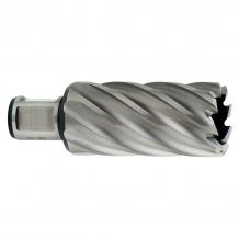 Пустотелое корончатое сверло Metabo Weldon 19 HSS, длинное 20 х 55 мм (626529000)