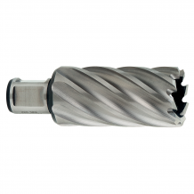 Пустотелое корончатое сверло Metabo Weldon 19 HSS, длинное 22 х 55 мм (626531000)