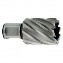 Корончатое сверло Metabo Weldon 19 HSS, короткое 13 х 30 мм (626501000)