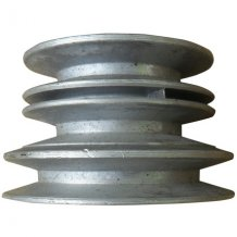 Шкиф алюминиевый для двигателя, 25 мм