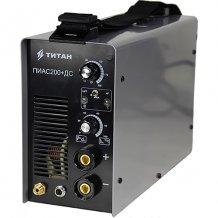Сварочный инвертор Титан ПИАС200+ДС