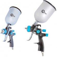 Краскораспылитель Intertool LVLP Blue New (PT-0133)